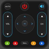 Universal TV Remote Control 2021 icon