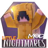 Little Nightmares 2 Mod for Minecraft PE icon