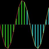 Simple Waveform Demo icon
