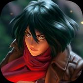 Attack on Titan Fan Game: Age Of Titans icon