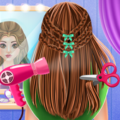 Braided Hairstyle icon