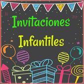 Invitaciones Infantiles icon