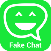 Fake Chat for Whats up - Forgery Chat Post icon