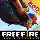 Free-Fire Mod Menu: Unlimited Diamonds icon