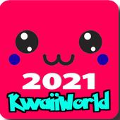 Kawaii World 2021 icon