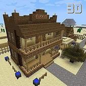 World Block Minicraft 3D icon