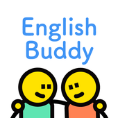 English Dictation - English Buddy with listening icon