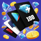 Earn Money, Diamonds, Game Credits & Gift Cards icon