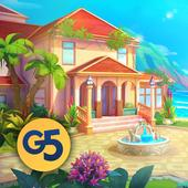 Hawaii Match-3 Mania Home Design & Matching Puzzle icon