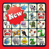 Tile Connect - Free Pair Matching Brain Game icon