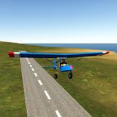 Ultralight Flight Sim icon