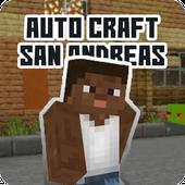 Auto Craft San Andreas for MCPE icon