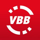 VBB-App Bus&Bahn: All transport Berlin&Brandenburg icon