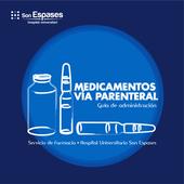 Medicamentos vía parenteral icon