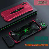 Xiaomi Black Shark 3 Pro Themes & Launcher 2020 icon