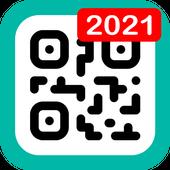 QR Code Scanner & Barcode Scanner (no ads) icon