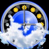 Weather app & widget with barometer: eWeather HDF icon