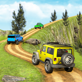 4x4 Mountain Car Driving Games: Offroad Jeep Games icon