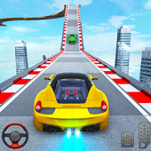 Fast Car Stunt Races: Mega Ramp Car Games icon