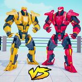 Robot Fighting Games: Kung Fu King Final Fight icon