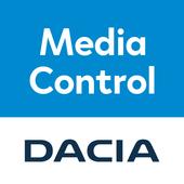 Dacia Media Control icon