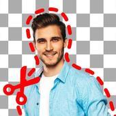 Photo Background Eraser - PNG & Sticker Maker icon