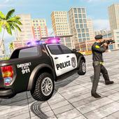 Police Chase Car Driving Games: Car Racing Games icon
