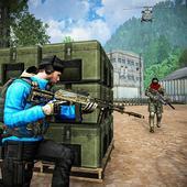 Military Commando Games, Army New Free Games icon