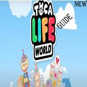 Guide For Toca Life World City - Life Toca icon