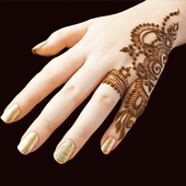 Simple Mehndi Designs icon