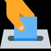 Voto Elecciones 2021 icon