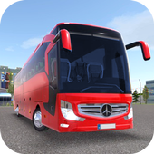 City Coach Bus Simulator 2021 - PvP Free Bus Games icon