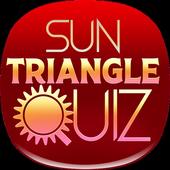 Sun Triangle Quiz icon