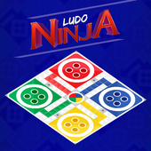 Ludo Ninja: Classic Online Multiplayer Game 2020 icon