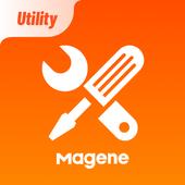 Magene Utility icon