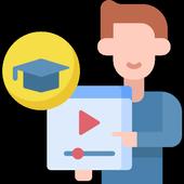رزنامة الفيديوهات الشارحة icon