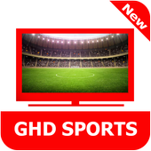 Guide For GHD SPORTS - Free Live TV Hd icon