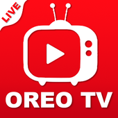 All Oreo Tv : Indian Live Movies & Cricket Tips icon