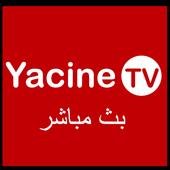 Yacine TV 2021 - ياسين تيفي بث مباشر icon