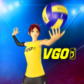 Volleyball: VolleyGo icon