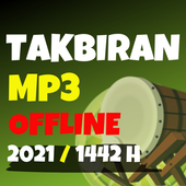 takbir mp3 takbiran offline icon