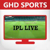 GHD SPORTS - Free Live TV Hd guide icon