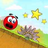 Red Ball 3: Jump for Love! Bounce & Jumping games icon