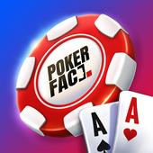 Poker Face - Texas Holdem Poker among Friends icon