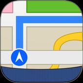 Offline Map Navigation icon