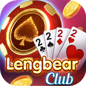 Lengbear Club - Dragon Tiger, Tien Len, Slots icon