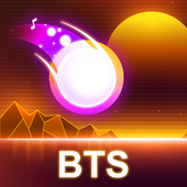 BTS Beat Hop: Kpop Tiles Hop Dancing Game 3D icon