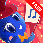 Free Kids Music Classes: 10+ Music Instruments icon