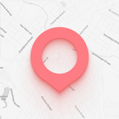 Location phone tracker of my family and friends icon