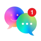 LED Messenger - Color Messages, SMS & MMS app icon